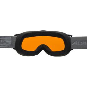 Alpina Challenge 2.0 Doubleflex S2 Laskettelulasit, grey/orange